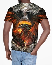 Dragon burn All-over T-Shirt aos-all-over-T-shirt-lifestyle-back-03