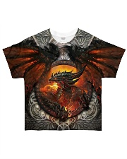 Dragon burn All-over T-Shirt front
