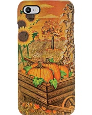 Fall sunflower Phone Case i-phone-8-case