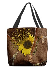 Hippie soul All-over Tote back