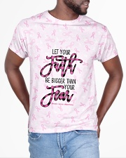 Let your faith be bigger than your fear All-over T-Shirt aos-all-over-T-shirt-lifestyle-front-04