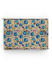 D and D colorful dice Accessory Pouch - Standard back