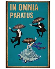 In Omnia Paratus 11x17 Poster front