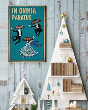 In Omnia Paratus 11x17 Poster lifestyle-holiday-poster-2