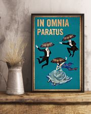In Omnia Paratus 11x17 Poster lifestyle-poster-3