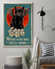 Welcome to our home 11x17 Poster lifestyle-poster-1