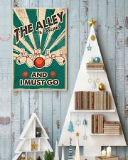 The alley is calling and I must go 11x17 Poster lifestyle-holiday-poster-2