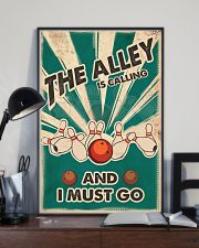 The alley is calling and I must go 11x17 Poster lifestyle-poster-2