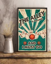 The alley is calling and I must go 11x17 Poster lifestyle-poster-3