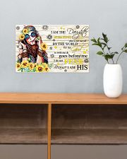 I am the daughter of the King 17x11 Poster poster-landscape-17x11-lifestyle-24