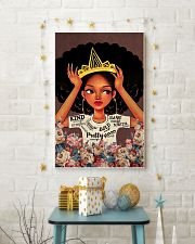 Black queen 11x17 Poster lifestyle-holiday-poster-3