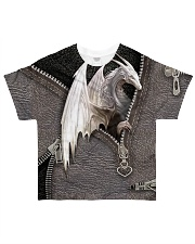 Dragon All-over T-Shirt front