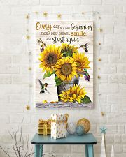 Every day is a new beginning 11x17 Poster lifestyle-holiday-poster-3