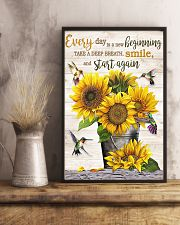 Every day is a new beginning 11x17 Poster lifestyle-poster-3