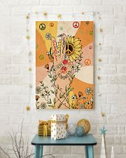 Peace and love 11x17 Poster lifestyle-holiday-poster-3