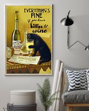 Everything's fine 11x17 Poster lifestyle-poster-1