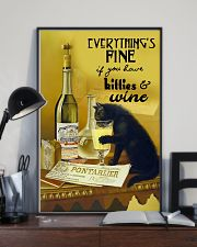 Everything's fine 11x17 Poster lifestyle-poster-2