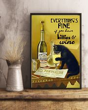 Everything's fine 11x17 Poster lifestyle-poster-3