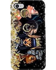 Black queens Phone Case i-phone-8-case