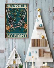 Her fight is my fight 11x17 Poster lifestyle-holiday-poster-2