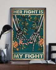 Her fight is my fight 11x17 Poster lifestyle-poster-2