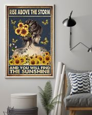 Rise above the storm 11x17 Poster lifestyle-poster-1