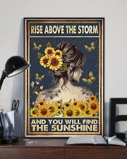 Rise above the storm 11x17 Poster lifestyle-poster-2