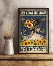 Rise above the storm 11x17 Poster lifestyle-poster-3