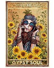 Wild heart gypsy soul 11x17 Poster front