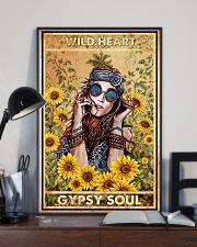Wild heart gypsy soul 11x17 Poster lifestyle-poster-2