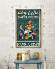 Why hello sweet cheeks 11x17 Poster lifestyle-holiday-poster-3
