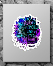 Psychedelic sticker Sticker - 4 pack (Vertical) aos-sticker-4-pack-vertical-lifestyle-front-09