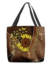 Let it bee All-over Tote back