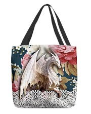 Floral bag All-over Tote front