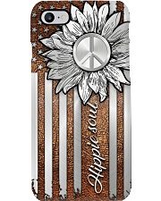 Hippie soul Printed Phone Case i-phone-8-case