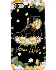 Veteran wife  Phone Case i-phone-8-case