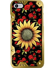 In a world full of roses be a sunflower Phone Case i-phone-8-case