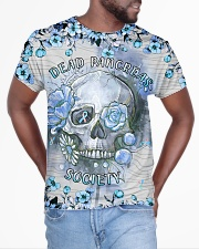 Dead pancreas society  All-over T-Shirt aos-all-over-T-shirt-lifestyle-front-04