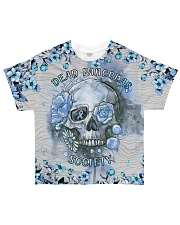 Dead pancreas society  All-over T-Shirt front