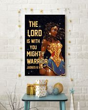The Lord is with you 11x17 Poster lifestyle-holiday-poster-3