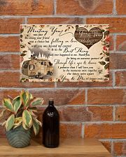 You and me til' forever ends 17x11 Poster poster-landscape-17x11-lifestyle-23