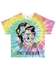 Zero f given All-over T-Shirt front