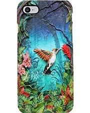 Love hummingbirds  Phone Case i-phone-8-case