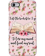Into the book store I go Phone Case i-phone-8-case