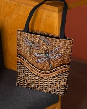 Dragonfly lover All-over Tote aos-all-over-tote-lifestyle-front-02