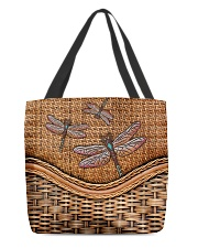 Dragonfly lover All-over Tote back