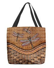 Dragonfly lover All-over Tote front