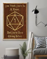 You think you are in a room 11x17 Poster lifestyle-poster-1