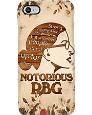 Notorious RBG Phone Case i-phone-8-case