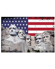 Mount Rushmore 17x11 Poster front